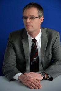 Christoph Mayhaus ist verantwortlich für den Bereich Weiterbildung.