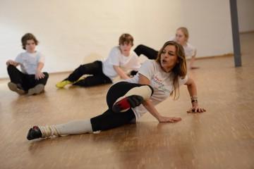 Vom klassischen Ballett bis Modern Dance - die Tänzerinnen und Tänzer der Akademie tanzen auf einem hohen Level. Foto: Musische Akademie