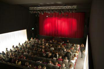 307 Plätze fasst das Theater. Foto: Komödie am Altstadtmarkt