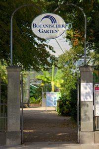 """""""Bitte Eintreten und Ausspannen: Der Botanische Garten ist ein herrlicher Ort zum Relaxen"""" Urheber: Braunschweig Stadtmarketing GmbH / Gerald Grote"""