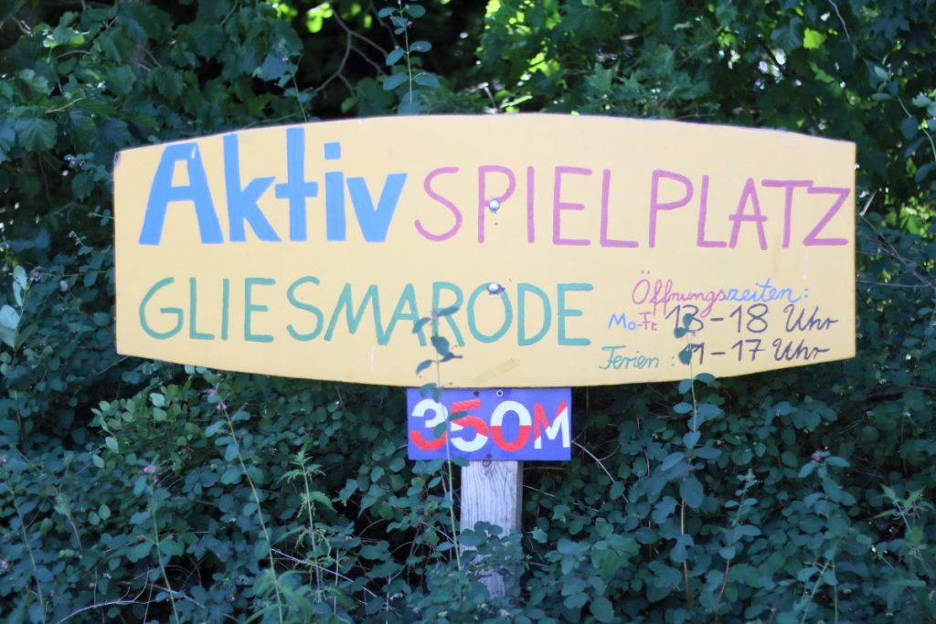 Aktivspielplatz Gliesmarode. Foto: Jan Engelken