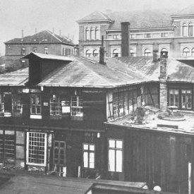 Eisenbahnsignal Bauanstalt Max Jüdel Co in Braunschweig. Foto: gemeinfrei