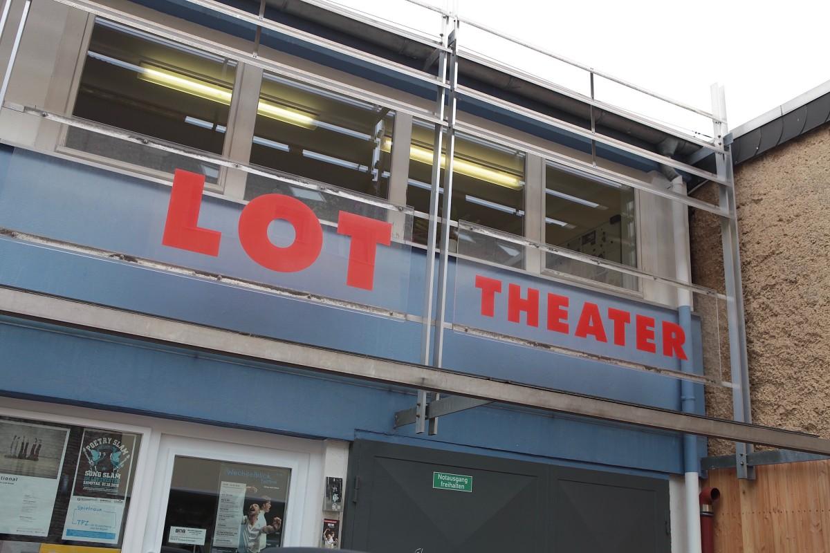 Das Lot Theater Plattform Fur Neue Entwicklungen