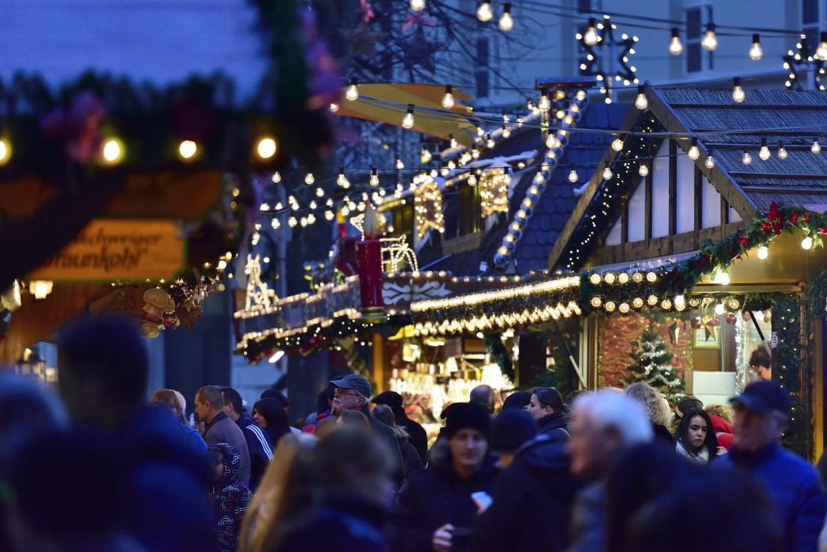 Weihnachtsmarkt Braunschweig.Ein Blick Hinter Die Kulissen Des Braunschweiger Weihnachtsmarkts