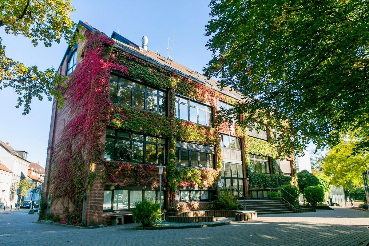 Begabtenschule mit angeschlossenem Internat: das CJD Braunschweig.